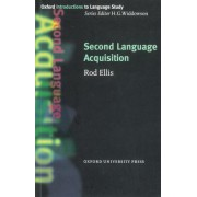 Second Language Acquisition by Rod Ellis