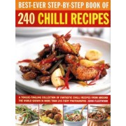 Best-Ever Step-by-Step Book of 240 Chilli Recipes by Jenni Fleetwood