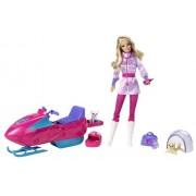 Barbie - W3748 - Poupée - I Can Be - Motoneige