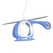 energie A++, Hanglamp Helicopter - hout 1 lichtbron, Elobra