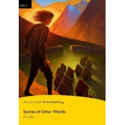 Level 2: Stories of Other Worlds Book and Multi-ROM with MP3 Pack by H. G. Wells