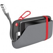 Emtec Baterie externa husa micro USB Power Pouch U500 6000MAH pentru Apple