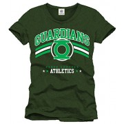 Green Lantern Lanterna Verde Maglietta Maglia T Shirt College Size L CODI