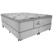 Colchão Probel Molas Prolastic Tiffany - Colchão King Size - 1,93x2,03x0,33 - Sem Cama Box