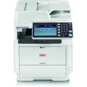 Multifunctional OKI MB562dnw, laser alb-negru, A4, 45 ppm, Duplex, RADF, Retea, Wireless