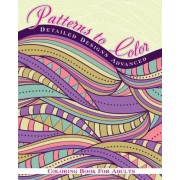Patterns to Color by Lilt Kids Coloring Books