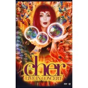Cher - Live in Concert (0685738017720) (1 DVD)