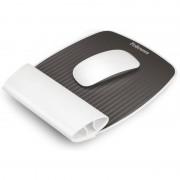 Fellowes Handgelenkauflage mit Maus Pad I-Spire, weiß/grau
