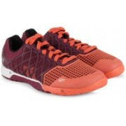 Reebok R Crossfit Nano 4.0 Training Shoes(Orange, Maroon)