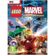 Warner Bros. Lego Marvel Super Heroes - Age Rating:12 (pc Game)
