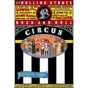 Rolling Stones - Rock and Roll Circus (0602498248997) (1 DVD)