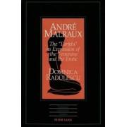 Andre Malraux by Domnica Radulescu