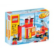 LEGO Fire Fighter Building Set (6191)