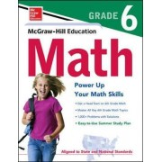 McGraw-Hill Education Math Grade 6 by McGraw-Hill Education