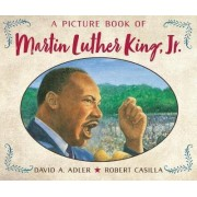 A Picture Book of Martin Luther King Jr by David Alder