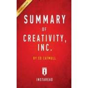 Summary of Creativity, Inc. by Instaread Summaries