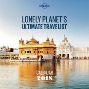 Kalender Lonely Planet's Ultimate Travel Wall Calendar 2018   Lonely Planet
