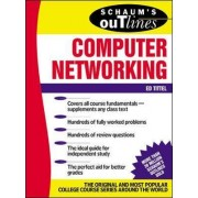 Schaum's Outline of Computer Networking by Ed Tittel