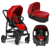 Graco - Carucior Evo 3 in 1 - Chilli