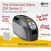Zebra ZXP3 ID Card Printer