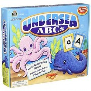 Teacher Created Resources Undersea ABCs Game (7810)