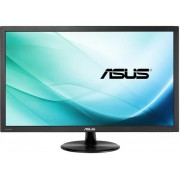 "Monitor LED ASUS 21.5"" VP228T, Full HD (1920 x 1080), VGA, DVI-D, 1 ms GTG, Boxe (Negru)"