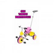 Rolly toys triciclo mio con timone