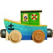 NameTrain Tug Boat