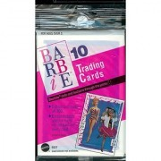 Barbie Trading Card Pack - 10 Cards Per Pack
