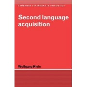 Second Language Acquisition by Wolfgang Klein