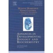 Murine Homeobox Gene Control of Embryonic Patterning and Organogenesis by Thomas Lufkin