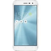 "Telefon Mobil Asus Zenfone 3 ZE552KL, Procesor Octa-Core 2GHz, Super IPS+ Capacitive touchscreen 5.5"", 4GB RAM, 64GB Flash, 16MP, Wi-Fi, 4G, Android, Dual Sim (Alb) + SIM Orange PrePay, 8 GB internet 4G, 5 euro credit"