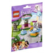 Lego Friends 41021 Poodle's Little Palace by LEGO Friends [Toy] (English Manual)