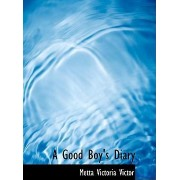 A Good Boy's Diary by Metta Victoria Fuller Victor
