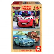 Educa Disney Verdák 2 fa puzzle, 2x50 darabos