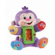 Toy / Game Fisher Price Laugh And Learn Apptivity Cute Monkey Interactive Plush Learning Toy For Baby
