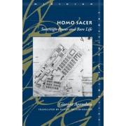 Homo Sacer by Giorgio Agamben