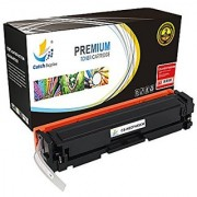 Catch Supplies Replacement CF403X Magenta Toner Cartridge for the HP 201X series |2 300 yield| compatible with the HP Color LaserJet Pro M252dw M252n MFP M277dw M277n