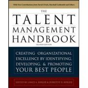 The Talent Management Handbook by Lance A. Berger