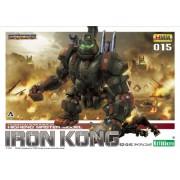 ZOIDS Iron Kong [1/72 Scale Plastic Model Kit] (japan import)