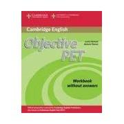 Hashemi Louise Objective Pet (2nd Ed.): Workbook Without Answers