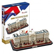 CubicFun MC162H Buckingham Palace Puzzle