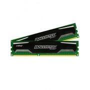 Ballistix Sport - BLS2CP4G3D1609DS1S00CEU - 8Go Kit (4Gox2) DDR3 1600 MT/s (PC3-12800) UDIMM 240-Pin