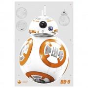 Sticker Star Wars - Druid BB-8