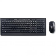 Dell KM113 Wireless Keyboard and Mouse (Black)