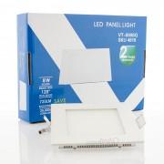 8W Painel SAMSUNG Quadrado Branco Frio S/D 720Lm