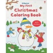 Usborne My First Christmas Coloring Book