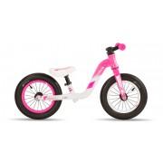 s'cool pedeX 1 pink/grey matt Kinderfahrräder