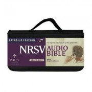 NRSV Audio Bible with the Apocrypha by Stephen Johnston