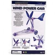 Greentech Eco-Science Wind Power Car Beginner Science Kit
